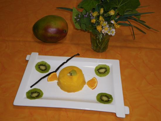 Mangue en Gelée d'Orange